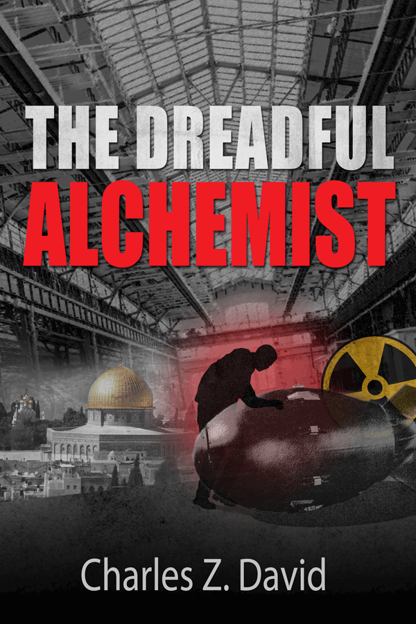 book cover design_Dreadful_alcehmist