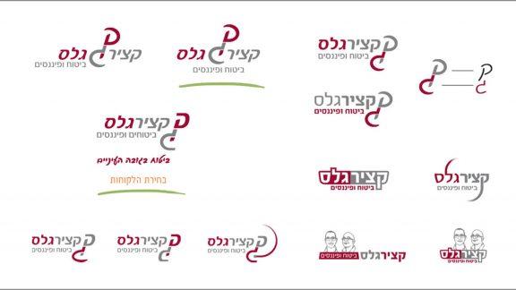 לוגו ומיתוג לסוכני ביטוח ופיננסים