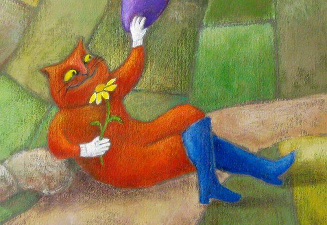 החתול במגפים