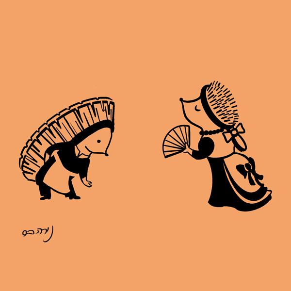 לוגו - תרגיל בסדנת איור
