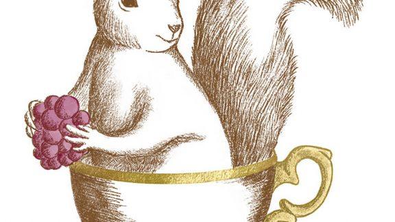 """איור ועיצוב לוגו ל""""בקס פטיסרי"""""""